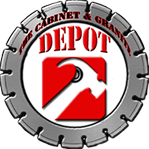 The Cabinet & Granite Depot, logo